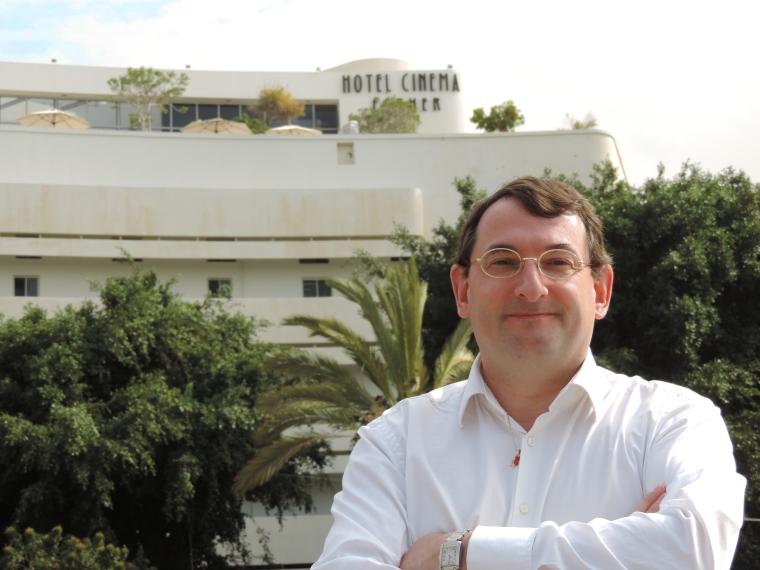 Didier Long à Tel Aviv
