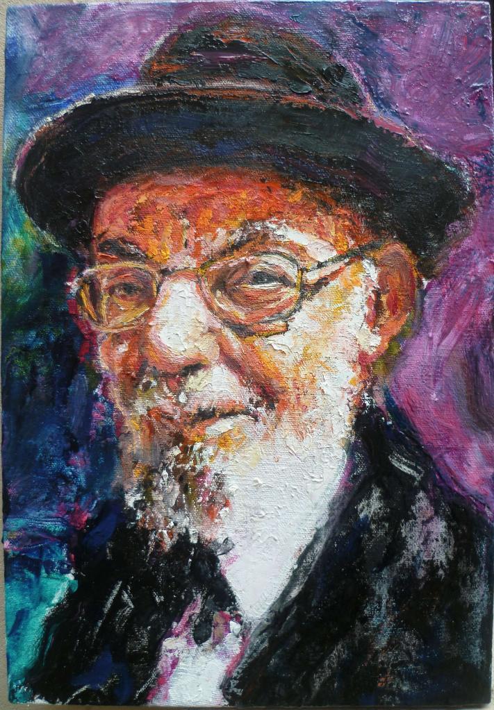 Le Rav Haïm Harboun