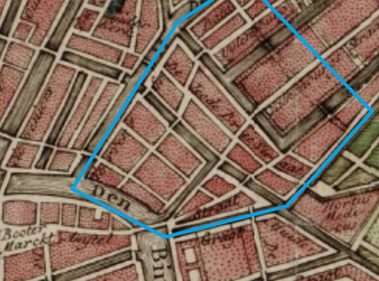 Amsterdam-quartier juif