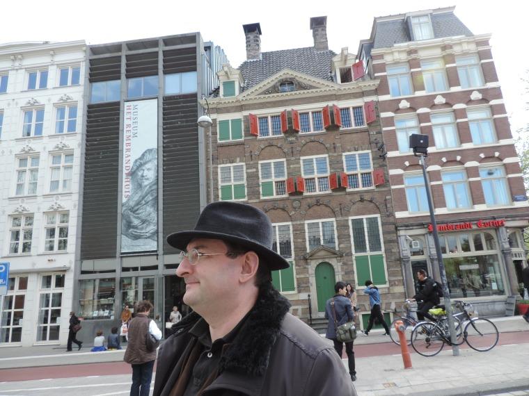 Didier Long Maison de Rembrandt