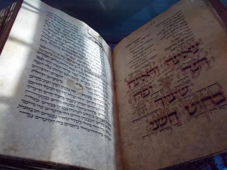 Livre-Musée d'histoire jiuve d'Amsterdam