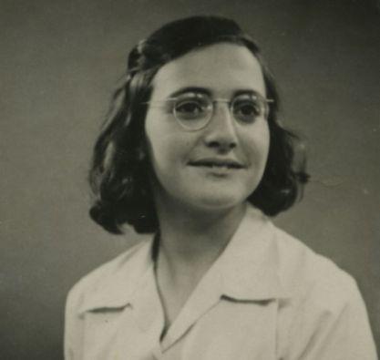 Margot Frank 1939