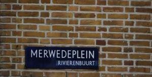 Plaque Merwedeplein