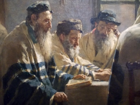 Rabbanim à Amsterdam