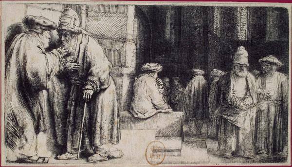 Rembrandt-juifs
