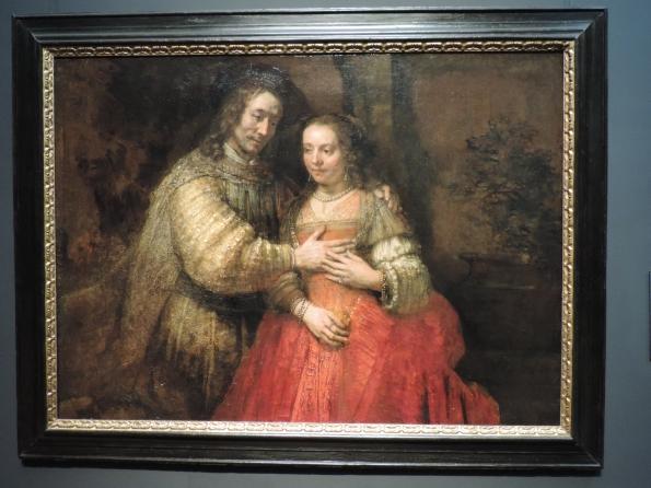 Rembrandt-La fiancée juive-DidierLONG