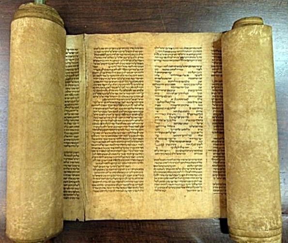 Le plus vieux Sefer Torah du monde retrouvé en Italie