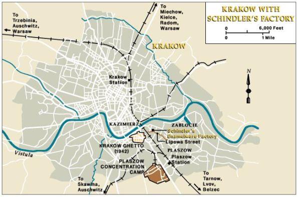 Carte de Cracovie - United States Holocaust Memorial Museum