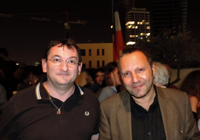 DidierLong et Olivier Rubinstein