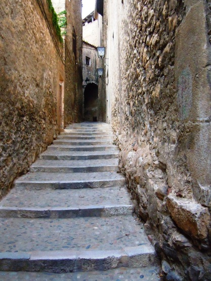 Rue juive de Gérone