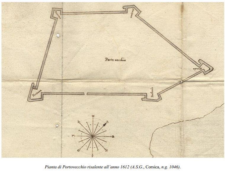 carte de Porto Vecchio