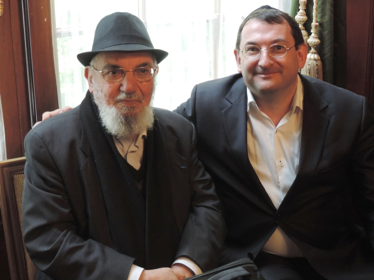 Rav Harboun et Didier Long