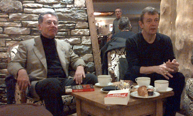 JM Steg et Pierre Lemaître