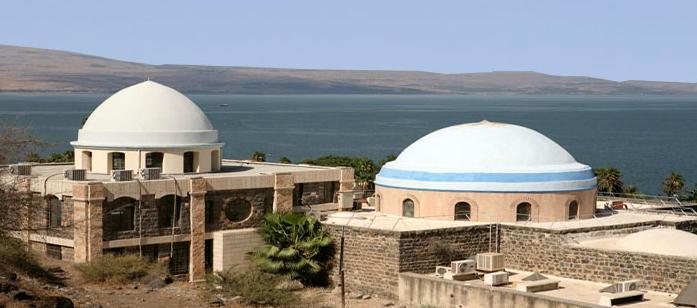 Tombe de Rabbi Méïr au bord du Lac de Tibériade