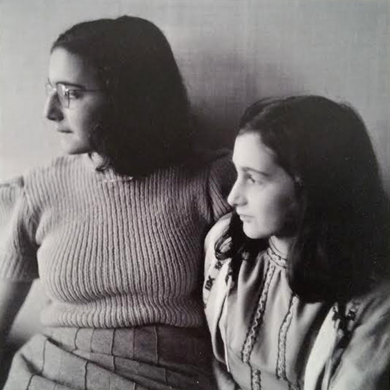 Anne et Margot Frank