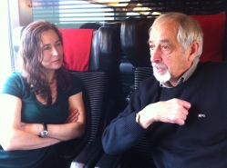 Marie-Pierre Samitier et Samuel Pintel