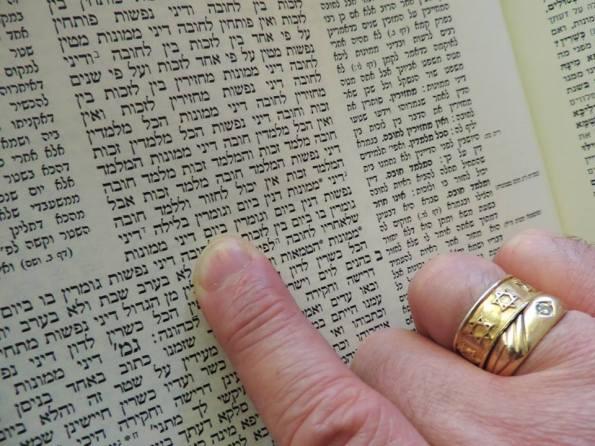 Traité Sanhedrin