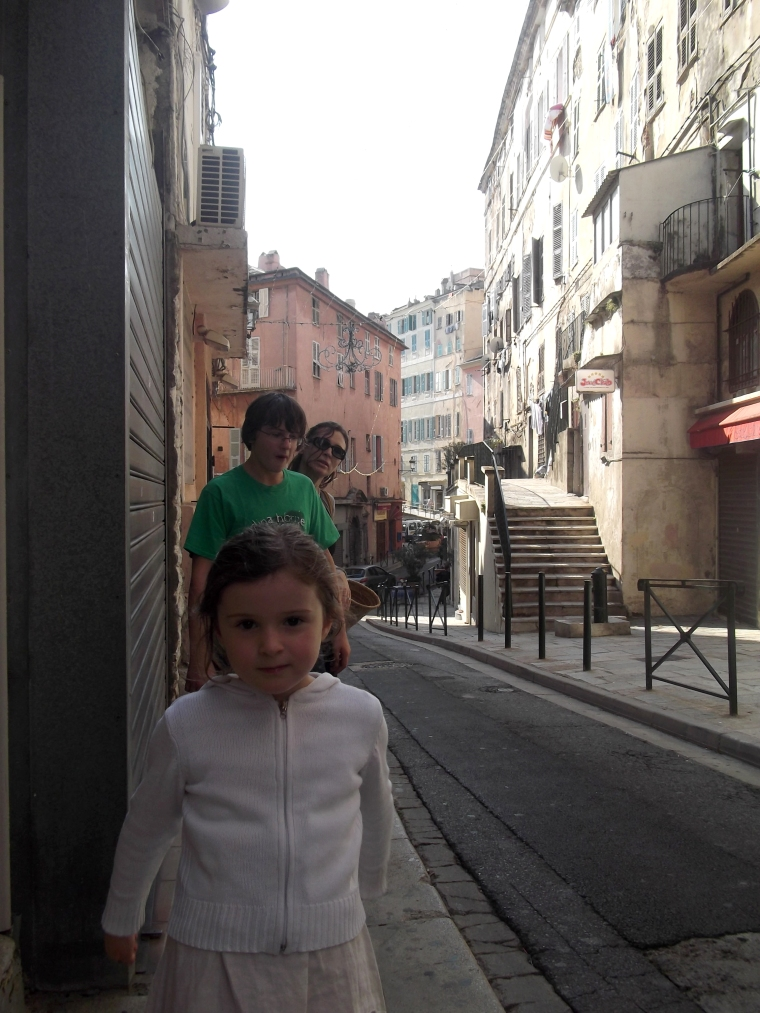 Bastia-rue Napoléon
