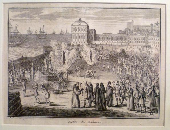 Procession d'Inquistion-Cordoue