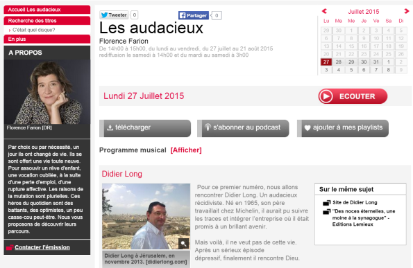 Didier Long RTS