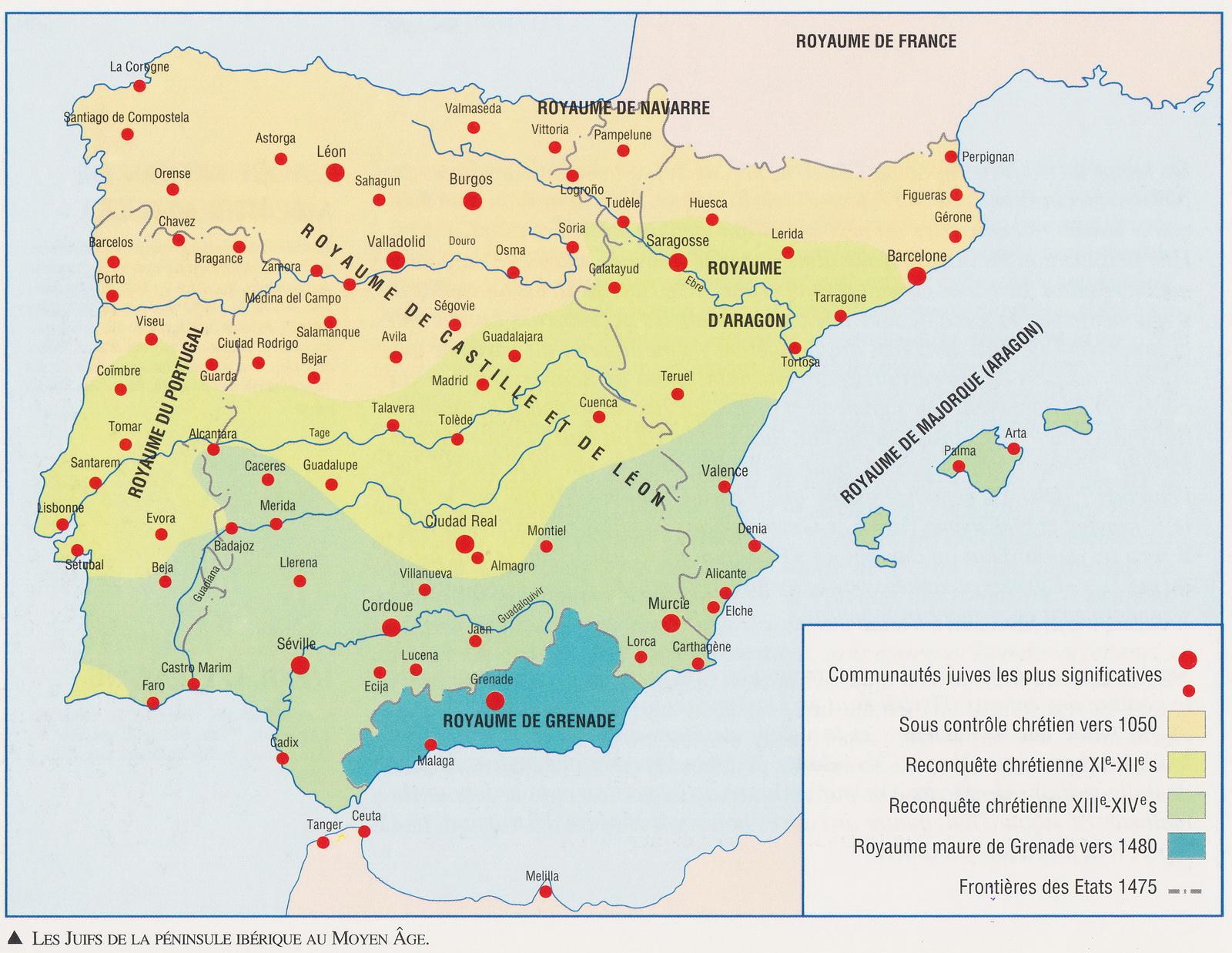 Chemins de l'exil séfarade en méditerranée aux XVIè et XVIIè