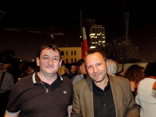 DL et Olivier Rubinstein