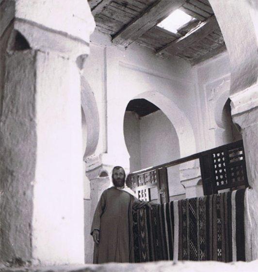 Synagogue de Rinssani - 1950