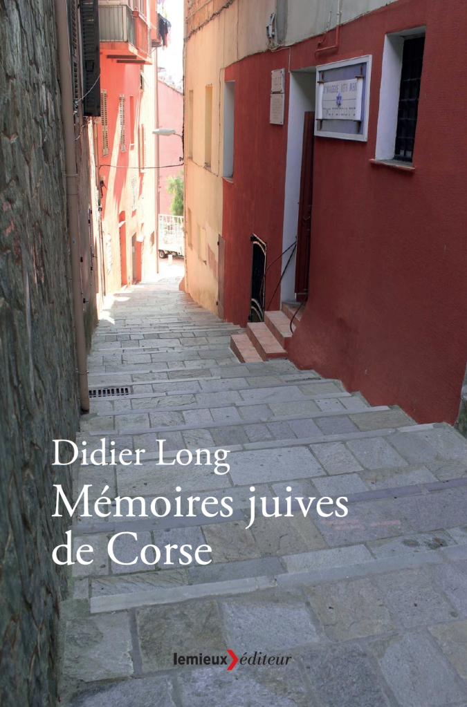 Mémoires juives de Corse