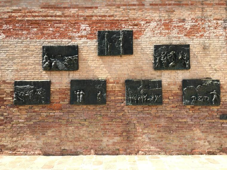 Monument de l'Holocauste