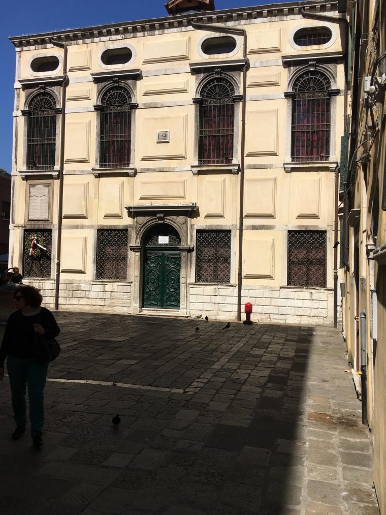 Synagogue des Levantins au ghetto Nuovo
