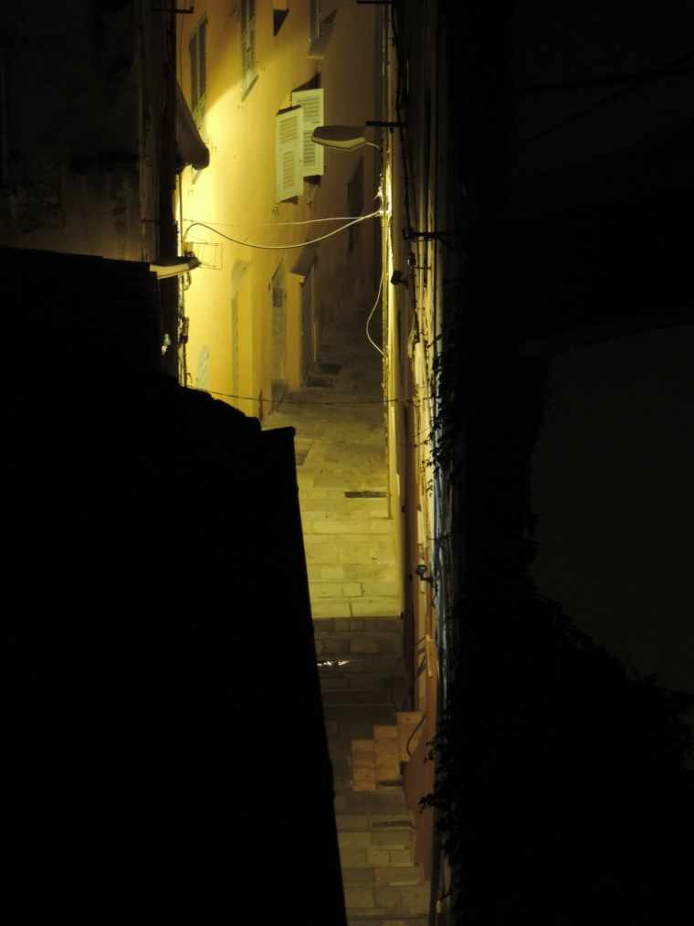 Rue de la synagogue Bastia