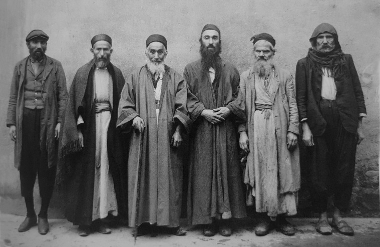 Rabbins à Ajaccio